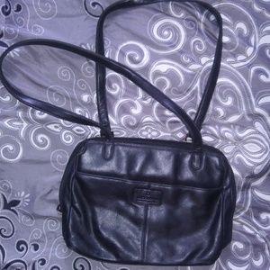 Liz Claiborne 100% genuine leather purse